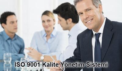 iso 9001 kalite yonetim