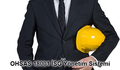 ohsas 18001 isg