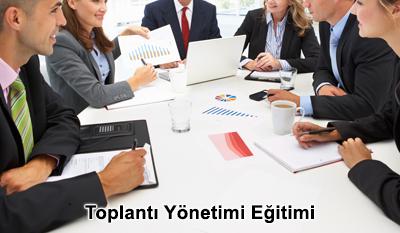 toplantı yönetimi eğitimi