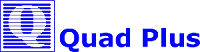 quad plus logo