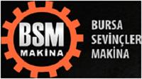 bsm makina logo