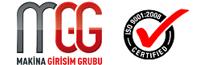 mgg makina logo