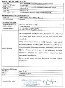 sirena-marine-referans-mektubu